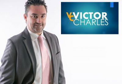 Victor Charles Business Coach & Sales Trainer.
