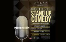 Stand Up Comedy en Jules Basement