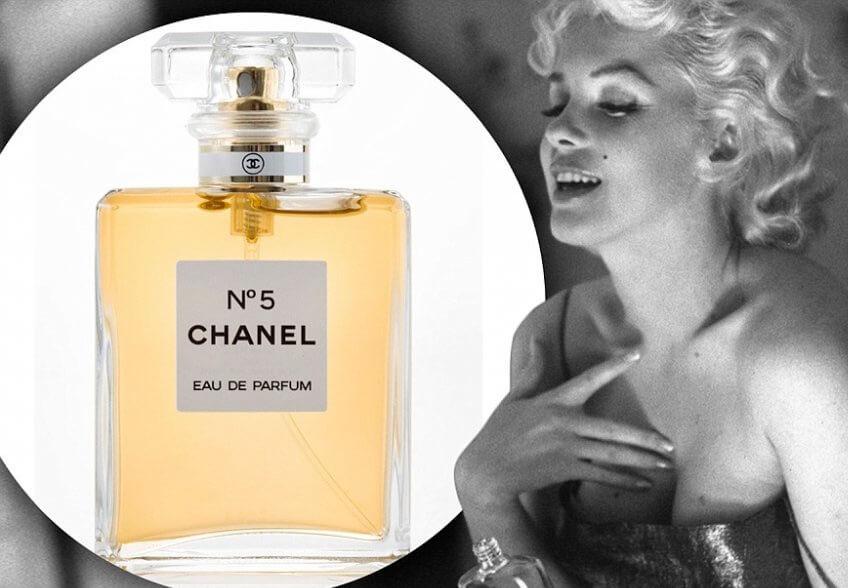 MARILYN MONROE FUE LA MEJOR PUBLICISTA… de Chanel No 5