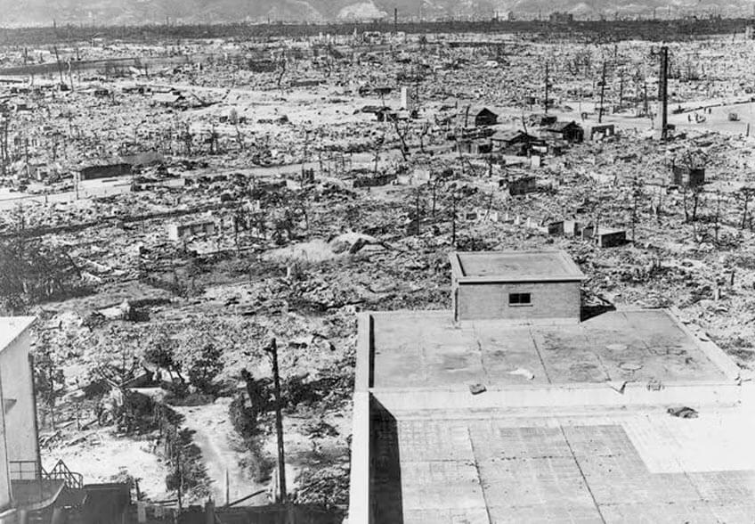 La memoria en Hiroshima  (Semana del 23 al 29 de mayo de 2016)