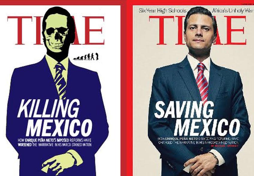 Enrique Peña Nieto -Calaveritas Literarias