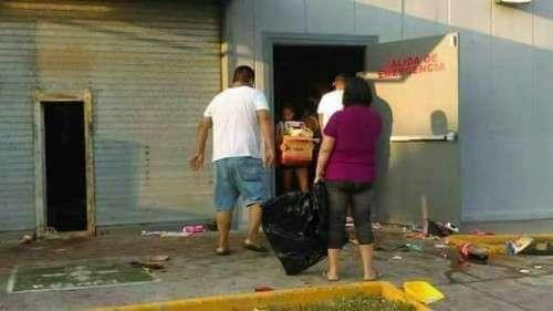 Actos Vandálicos y Saqueo: Reportan Pérdidas por dos mil millones de pesos