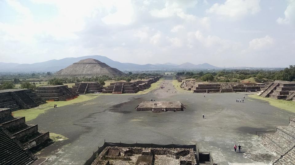 Digitalizan las pinturas murales de Teotihuacán y paran su deterioro