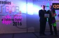 Recibe Xalapa premio U-GOB por proyecto de gobierno abierto