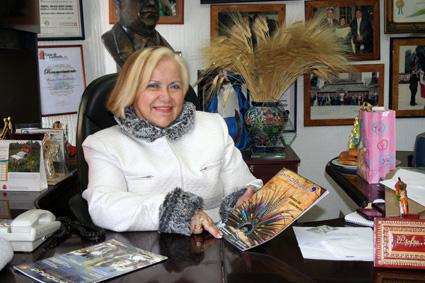 Rosalía Buaúm: Mes de la Mujer