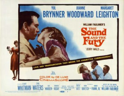 "Rescatando a Caddy y Quentin (""The sound and the fury"")"