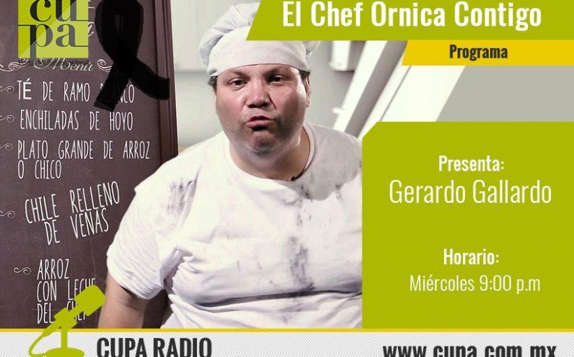 Celebrando la Vida de Nuestro Chef Ornica