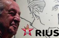 """FALLECE UNO DE LOS MÁS GRANDES ARTISTAS DE LA CARICATURA POLÍTICA EN MÉXICO EDUARDO DEL RÍO """"RIUS"""""""