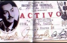 "JORGE NEGRETE ""EL CHARRO CANTOR"